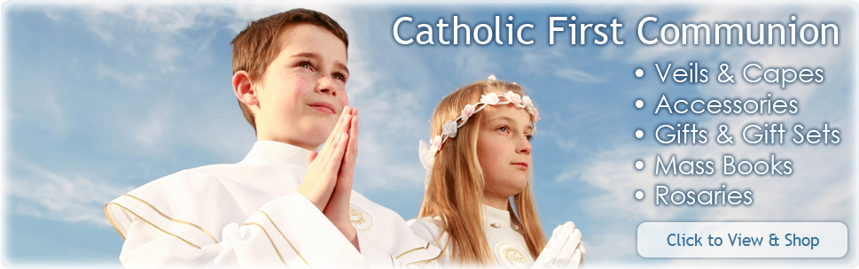 first communion supplies